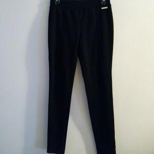 Michael Kors Black Skinny Stretch Pants
